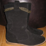 Accessorise your ankle boots